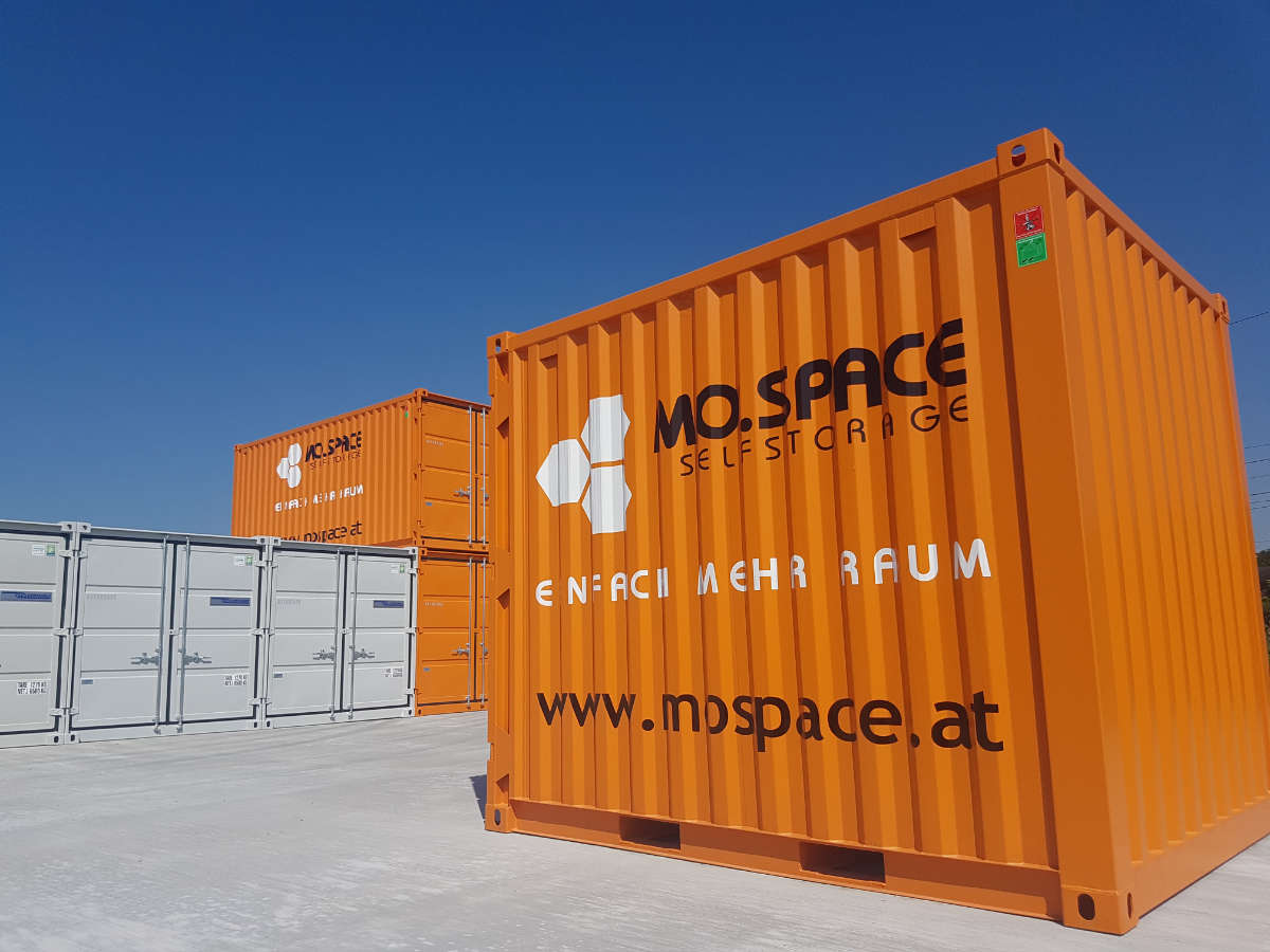 MO.SPACE Lagercontainer