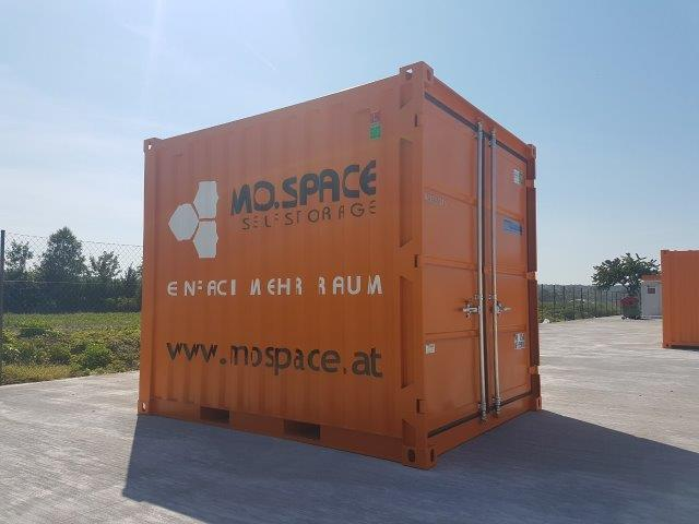 MO.SPACE Mietcontainer